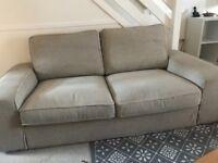 Ikea kivic 3 seater sofa