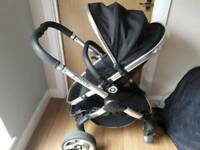 Icandy peach 2 pushchair