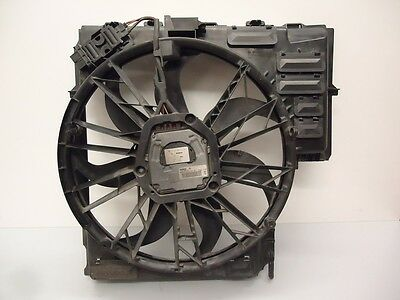 BMW E53 X5 4.4i 4.8is N62 Engine Radiator Cooling Pusher Fan 7521767 #016