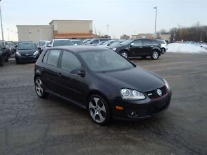 2008 Volkswagen GTI 6 SPEED MANUAL ~ LEATHER ~ SUNROOF ~