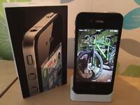 IPHONE 4 - 8GB ON EE/ORANGE/T-MOBILE/VIRGIN