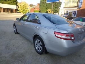 2010 Toyota Camry CERTIFIED Kitchener / Waterloo Kitchener Area image 4