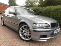 BMW 330I M SPORT AUTO 5dr SERVICE HISTORY FULL LEATHER XENONS SAT NAV TOP SPEC LOW MILES