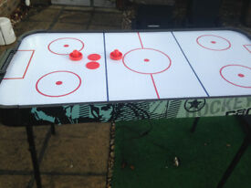 4 foot air hockey