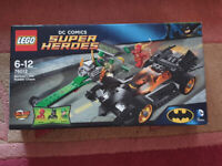Lego DC Batman : The Riddler Chase 76012 - Brand new in box