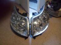 Relay ducato boxor headlights both sides