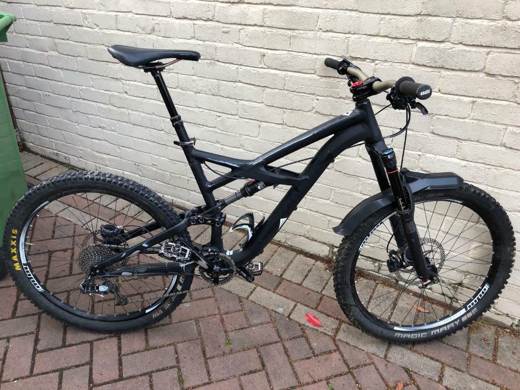 2013 Specialized Enduro Comp 26 Large (w/ spare wheels) mountain bike | in  Llandaff, Cardiff | Gumtree