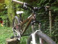 Specialized p2 jump bike not kona, giant, orange, cannondale, carrera, gt