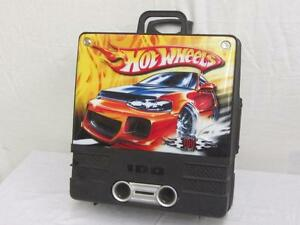 HOT WHEELS CASE FULL OF CARS