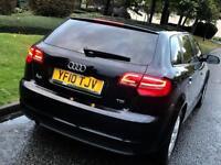 Audi A3 1.6 Tdi Diesel Economy 2010 £20 Tax/Year, 60+ MPG, Stop/Start, Like Yaris, VW Golf, BMW 320d