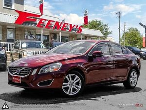 2012 Volvo S60 T6 w/Moonroof AWD LEATHER- 2 YEAR WARRANTY