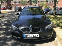 2009 BMW 520D E61 Facelift Business Edition Touring 5dr Estate, semi auto