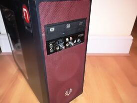 Retro XP PC. Modern case, classic hardware.