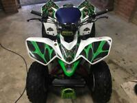 2012 Suzuki ltz90 ltz 90 quad bike