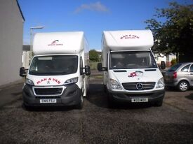 MAN & VAN, VAN HIRE .REMOVALS,