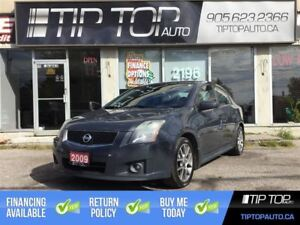 2009 Nissan Sentra SE-R ** Sunroof, Well Equipped, Great Price *