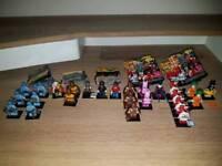 Lego Batman Minifigures 71017