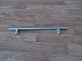 Brushed Stainless steel 'T' Handles