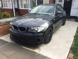 OFFERS! BMW 1 Series 120d OFFERS!!! Need Gone (2008 Diesel) Needs MOT easy pass
