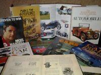 CLASSIC CAR COLLECTORS BOOKS