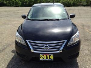 2014 Nissan Sentra S| BLUETOOTH| CRUISE CONTROL| A/C| 57,542KMS Kitchener / Waterloo Kitchener Area image 8