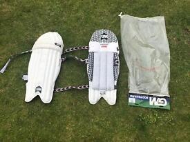 Gunn & Moore Cricket Pads, Adults