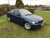 2001 BMW 318i SE Auto