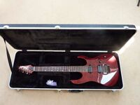 Ibanez Premium RG920QMz - Mint condition, Just been serviced. Case Included
