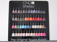 Shellac etc = Complete nail station for a salon or nail tech