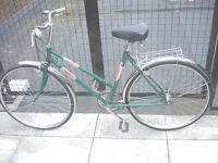 Gorgeous Vintage Lightweight Dutch Style 3 Speed, ladies bike, serviced