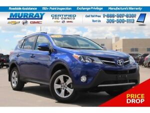 2015 Toyota RAV4 XLE AWD *SUNROOF,REAR CAMERA,KEYLESS ENTRY*