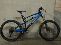 Lapierre Zesty 314 Full Suspension Mountain Bike
