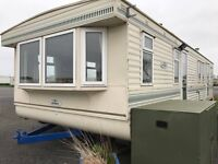 Quick sale Lovely Willerby Dorchester at Ballyhalbert Holiday Park *Fully Double Glazed* £6995