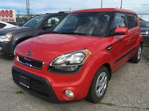 2012 Kia Soul 1.6L/AUTOMATIC/POWER GROUP /