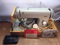 Pear sewing machine