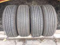"""Set of 4 tyres 14"""""""