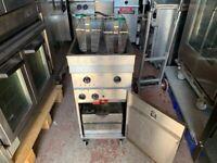 VALENTINE FRYER FAST FOOD RESTAURANT KITCHEN CATERING COMMERCIAL KEBAB CHICKEN BBQ SHOP