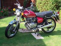 1977 honda cb 250 t dream not superdream