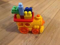 Toy train children's toy