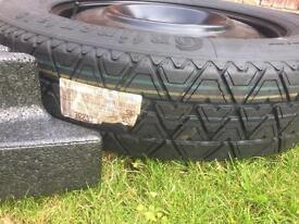 Range Rover Evoque spare wheel. £180