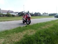 Yamaha R1 (possible swap) offers?