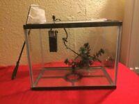 Fish Tank & Accessorise