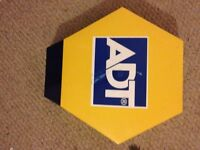 ADT Genuine - Security / Thief / Burglar Alarm, Dummy but lights work, genuine box