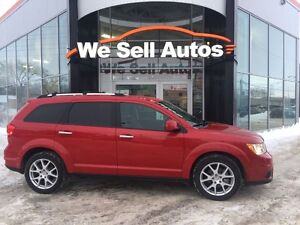 2013 Dodge Journey R/T AWD  **LOCAL* *SOUND SYSTEM *LEATHER
