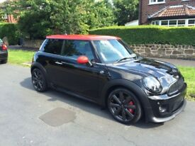 "GENUINE MINI (R56) 18"" R133 WHEELS AND TYRES"
