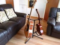 Stagg Guitar Stand - Holds 2 - £15