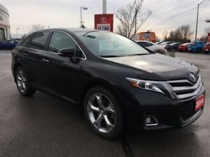 2014 Toyota Venza LIMITED AWD V6 - OFF-LEASE / ONE-OWNER / TCUV