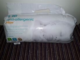 Mothercare Cot Size Pillow - Brand New in Packet