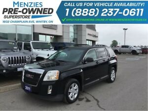 2011 GMC Terrain SLE-2 Hands-Free, Alloys, Cam, Clean Carproof