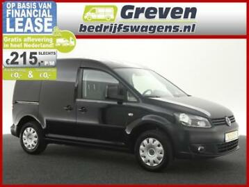 VW Caddy 1.6 TDI BMT Airco Cruise Start/Stop Elektrpakket